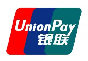 We accept Union Pay Cards