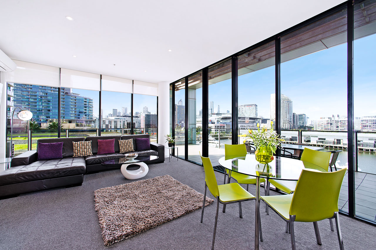 One Bedroom Deluxe Harbour View VIP Apartment