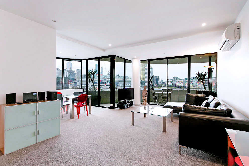 Two Bedrooms Two Bathrooms Harbour View VIP Apartment