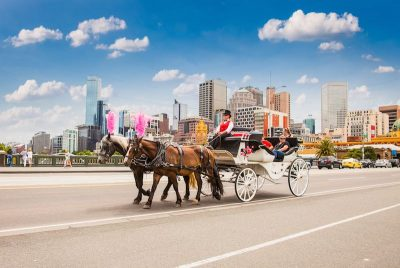 Horse Drawn rides in Melbourne