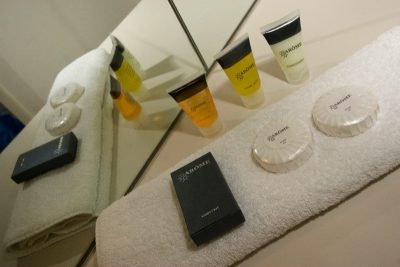 Boutique toiletries