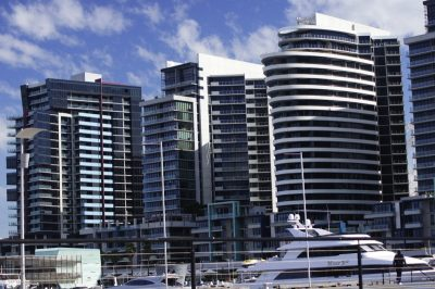 The Docklands precinct