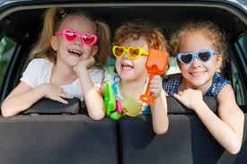 Kids having fun at Docklands