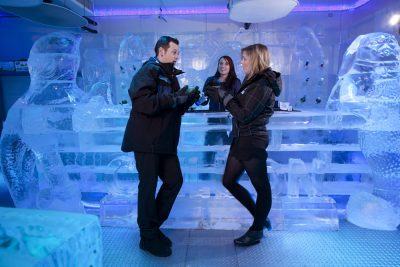 Ice Bar at Docklands