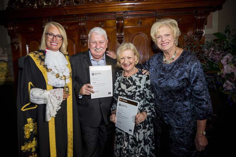 The Lord Mayor's Commendations 2019